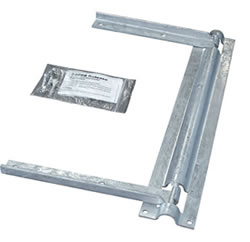 Speed Release Brackets for JIF Marine FDQ Steel Ladders