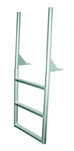 3 Step Finger Pier Straight Ladder