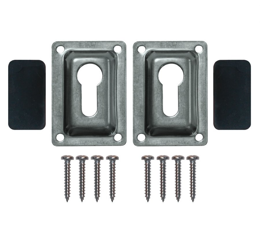 Ehd Flush Mounting Kit Pontoon Ladder Mounting Kit