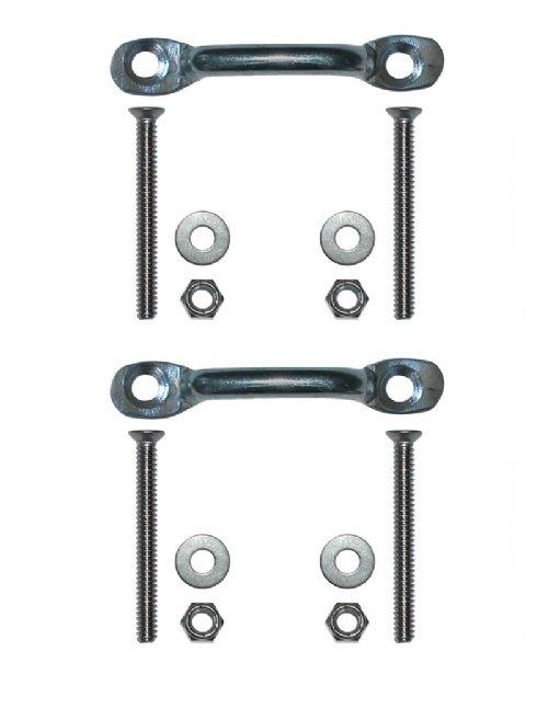 Jif Marine Footman Loops Dock Ladder Attachment Kit