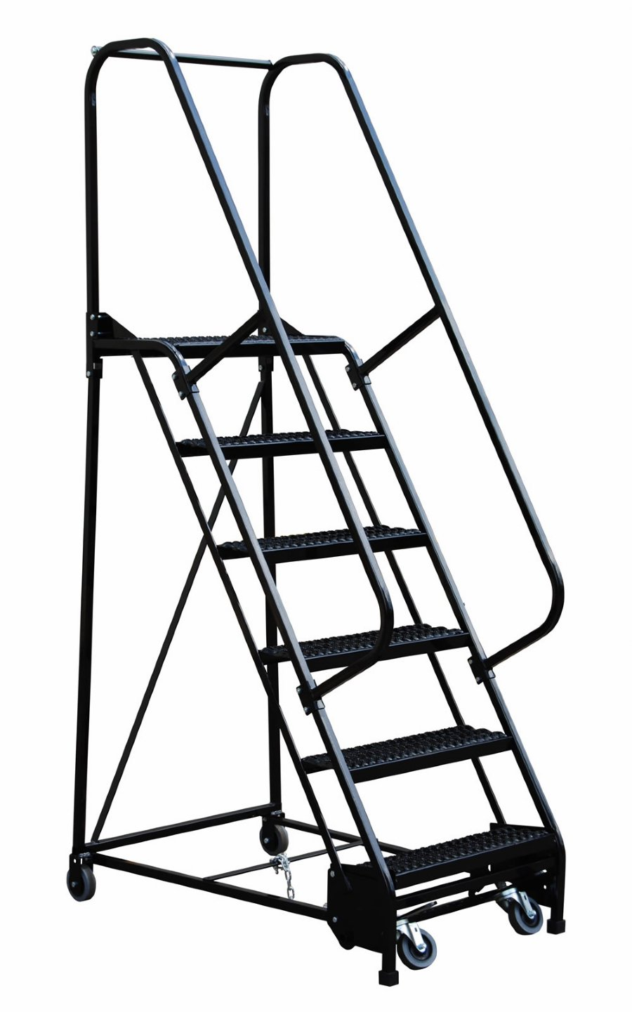 4 Step Esd Safe Portable Warehouse Ladder
