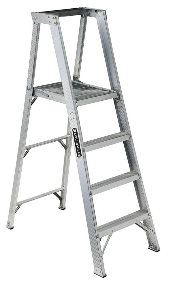 6 Step Aluminum Folding Step Ladders 6 Step Industrial