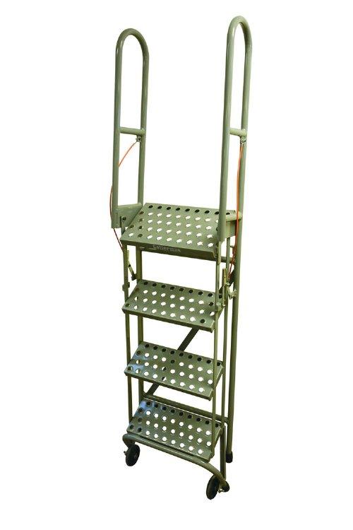 Cotterman 3 Step Stocknstore Ladders 2 Step Steel