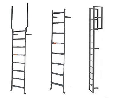Steel Vertical Access Ladders